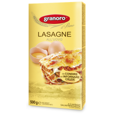 Lasagne all'uovo n. 120